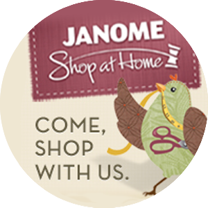 Janome Shop At Home