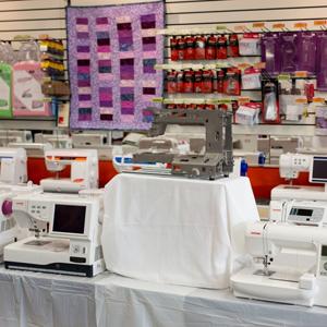 Toews Sewing Machine Repair & Service
