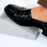 Janome 1600P-QC Foot_Control