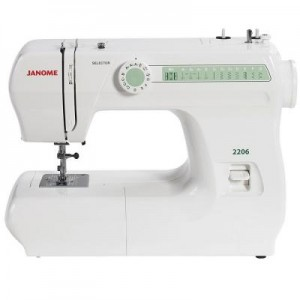 Janome 2206 Front View