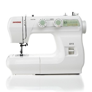 Janome 2212 Front View