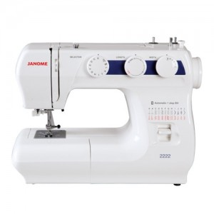 Janome 2222 Front View