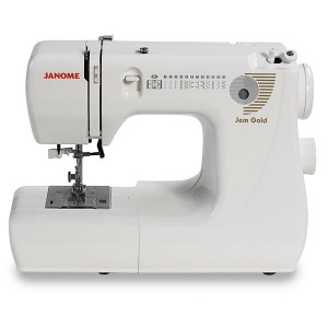 Janome 660 Front View