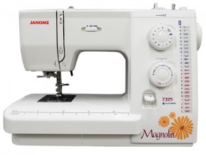 Janome 7325 Front View