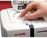 Janome 7700 Extra Foot Pressure