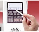 Janome 7700 LCD Touchscreen