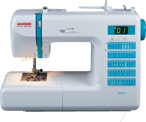 Janome DC2013 Front View
