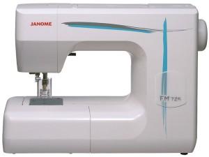 Janome FM725 Front View