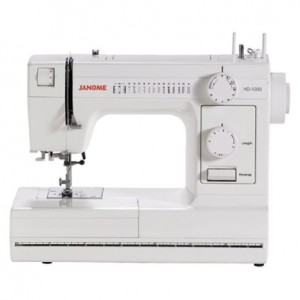 Janome HD1000 Front View