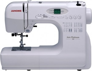 Janome Jem Platinum 720