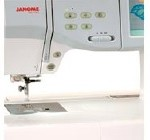 Janome mc11000se built in stitches