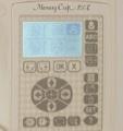 Janome MC200E Touch_Pad