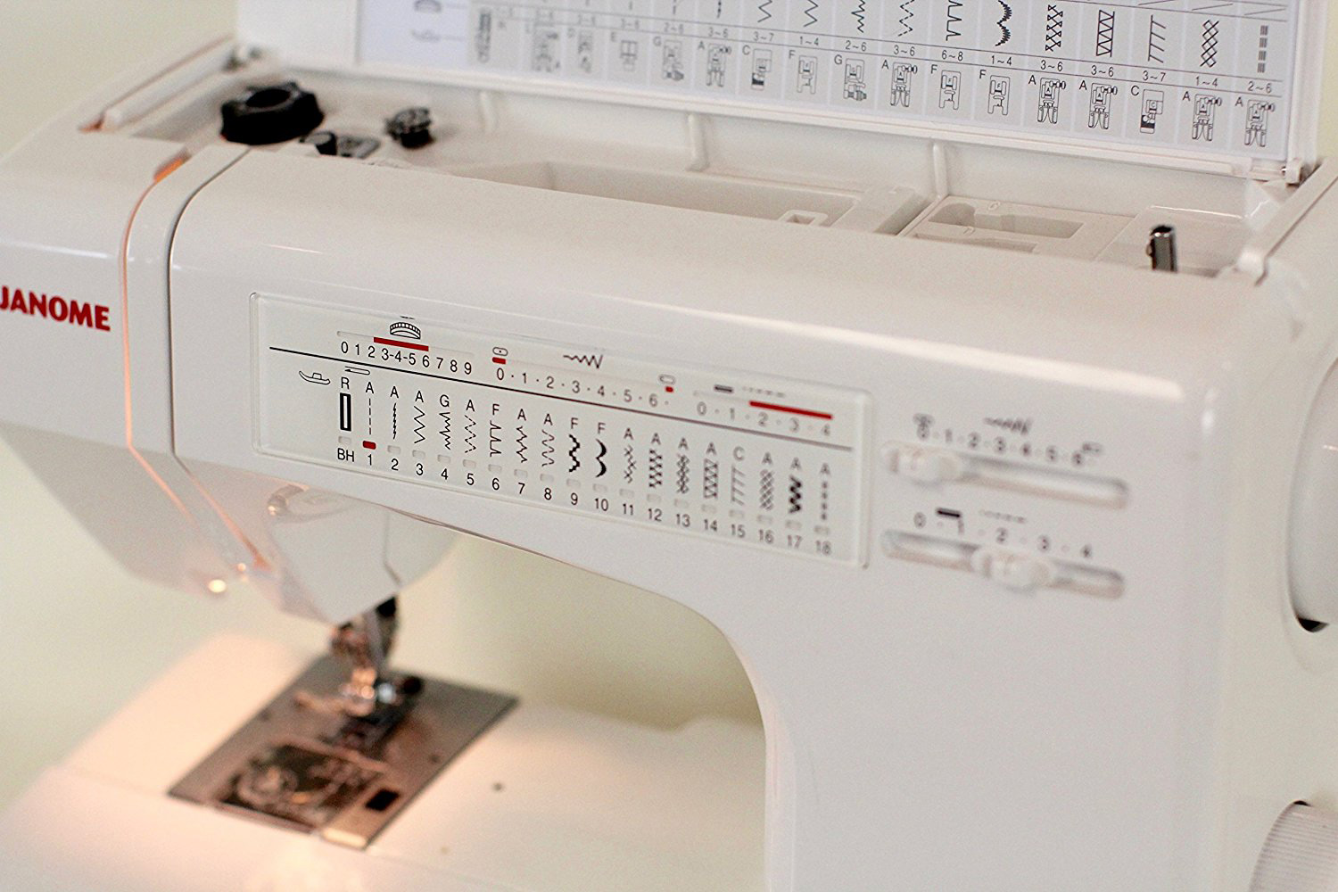 The Best Sewing Machine Warranty In Canada!